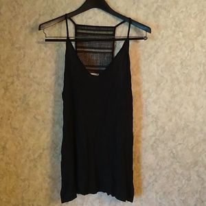 Old Navy razor back tank top NWT
